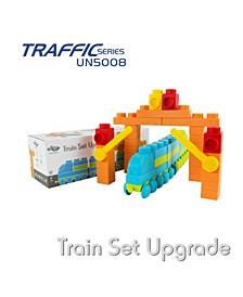 72 Piece Set To Build Jumbo Train