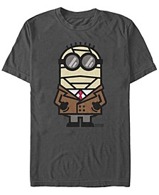 Despicable Me Men's Minions Invisible Man Costume Short Sleeve T-Shirt