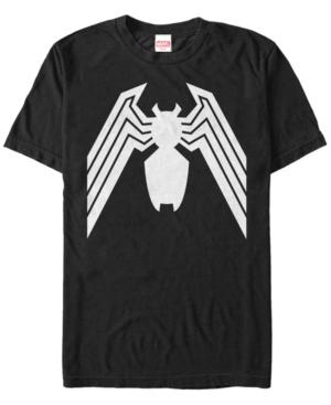 Marvel Men's Venom Classic Chest Logo Costume Short Sleeve T-Shirt