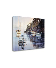 "Tranquility by Kiff Holland Fine Art Giclee Print on Gallery Wrap Canvas, 38"" x 28"""