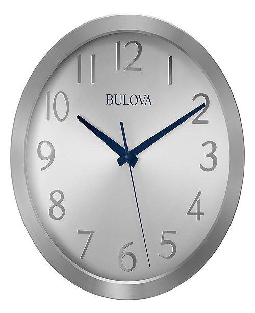 Bulova Model C4844 Winston Clock