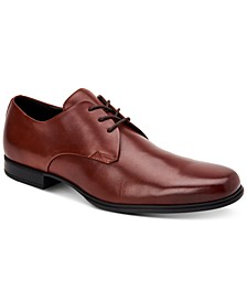 Men's Dillinger Crust Leather Oxfords