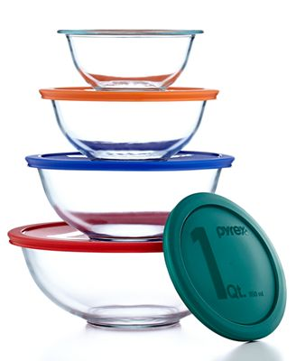Image result for pyrex bowls with lids