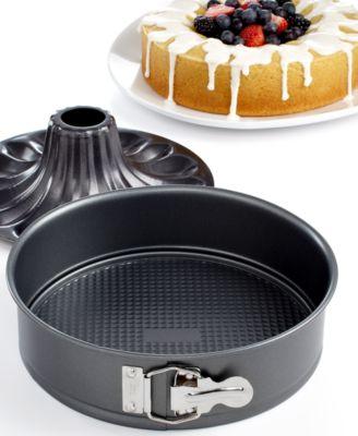 Nordic Ware Fancy Bundt Springform Pan - Bakeware - Kitchen - Macy's