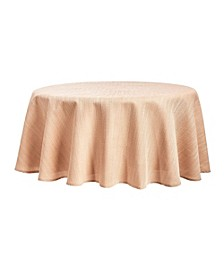 "Harper Tablecloth, 70"" Round"