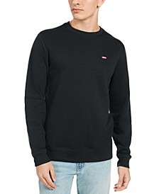 Men's Bailey Logo Crew-neck Sweatshirt