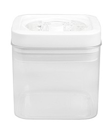 HDS Trading Twist 'N Lock Air-Tight Square Canister