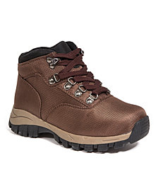 DEER STAGS Little and Big Boys Walker Thinsulate Comfort Hiker