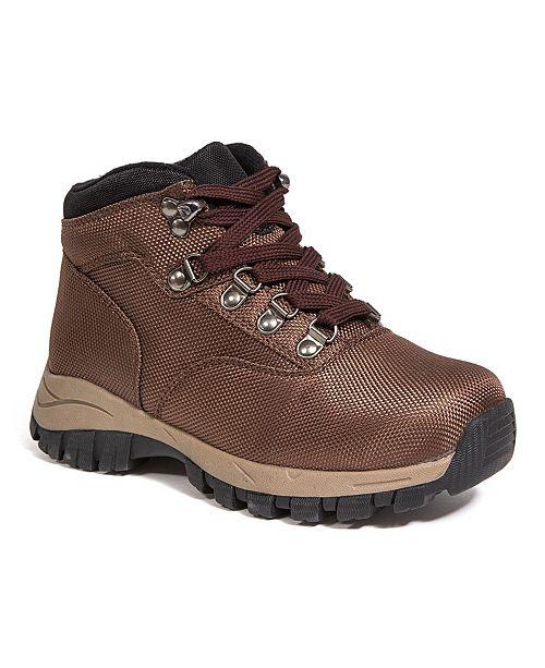 DEER STAGS Little and Big Boys Walker Thinsulate Comfort Hiker