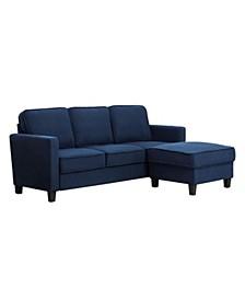 Chole Sofa and Ottoman Set