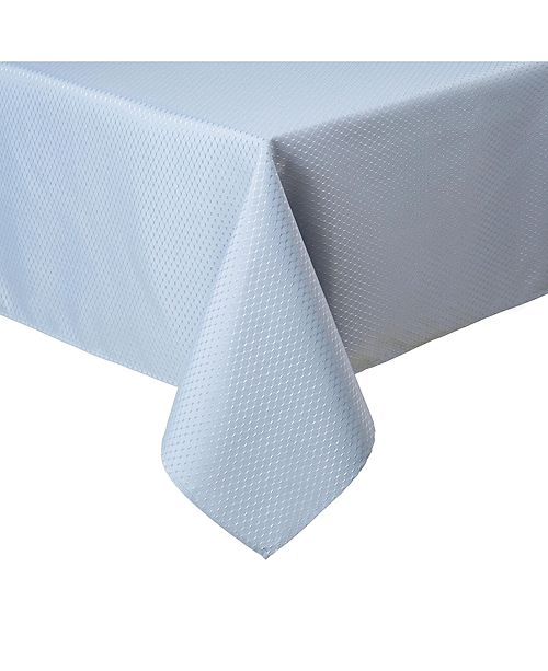 """Town & Country Living McKenna Tablecloth, 60""""x 120"""""""