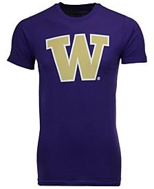 Men's Washington Huskies Big Logo T-Shirt