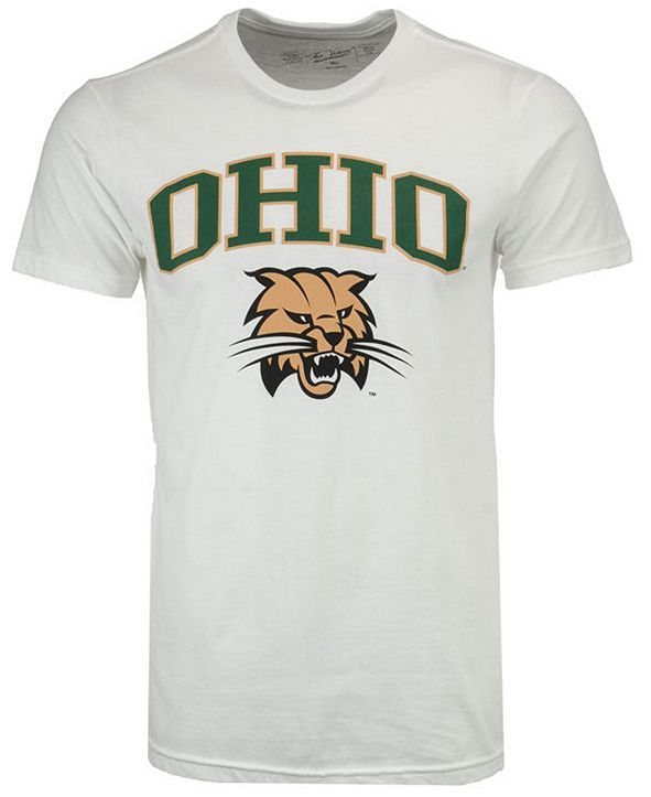 Retro Brand Men's Ohio Bobcats Midsize T-Shirt