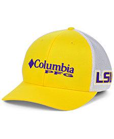 Columbia LSU Tigers PFG Stretch Cap