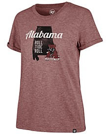 Women's Alabama Crimson Tide Regional Match Triblend T-Shirt