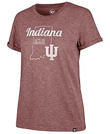 Women's Indiana Hoosiers Regional Match Triblend T-Shirt