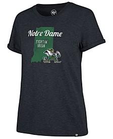 Women's Notre Dame Fighting Irish Regional Match Triblend T-Shirt