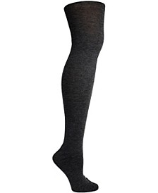 Women's Solid Sweater Knit Tight, Online Only