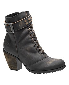Harley-Davidson Women's Calkins Lug Sole Boot