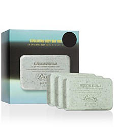 3-Pc. Exfoliating Body Bar Set
