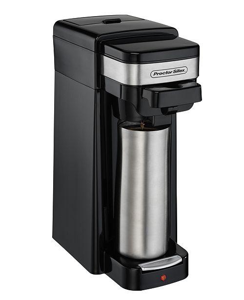 Hamilton Beach Proctor Silex Single-Serve Plus Coffee Maker