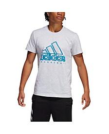 Men's Q4 Wanted Logo T-Shirt