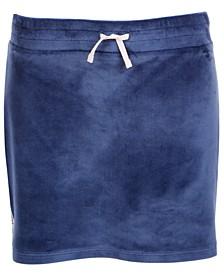 Big Girls Velour Skirt, Created For Macy's