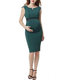 Lonnie Maternity Body-Con Dress