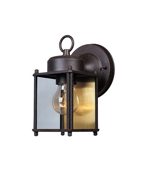Designer's Fountain Designers Fountain Basic Porch Wall Lantern