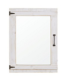 Cottage Door Mirror