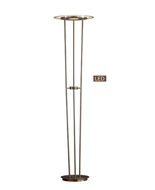 40w Torchiere Floor Lamp Touch Dimmer