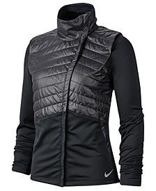 Women's Essential Quilted Running Jacket