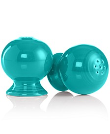Turquoise Salt and Pepper Shakers Set