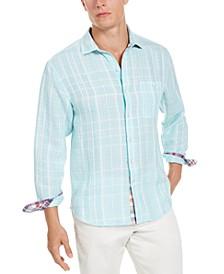 Men's Sand Dunes Linen Shirt