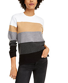 French Connection Colorblocked Sweater
