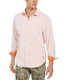 Men's Coastal Cord Shirt