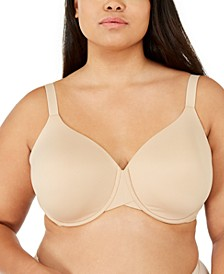 Women's Plus Size Perfectly Fit Lightly Lined Full Coverage Bra QF5383