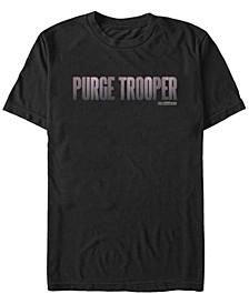 Men's Jedi Fallen Order Purge Trooper Logo T-shirt