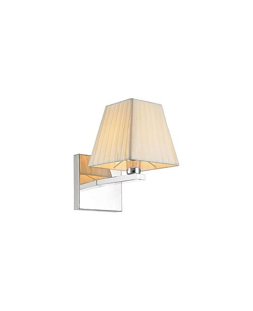CWI Lighting CLOSEOUT! Tilly 1 Light Wall Sconce