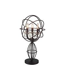 Campechia 3 Light Table Lamp