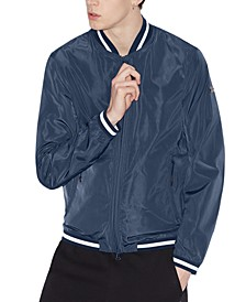 Men's Unpadded Bomber Jacket