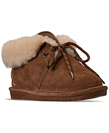 Little Girls Kory Low Top Moccasin Boots from Finish Line