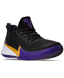 Men's Mamba Focus Basketball Sneakers from Finish Line