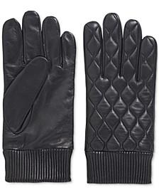 BOSS Men's Gyson Nappa-Leather Gloves