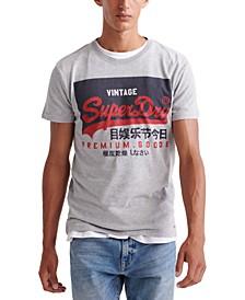 Men's Retro Logo Graphic T-Shirt