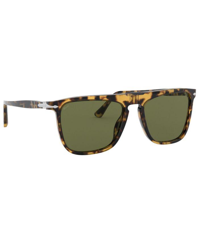 Persol Sunglasses, PO3225S 56 & Reviews - Sunglasses by Sunglass Hut - Handbags & Accessories - Macy's