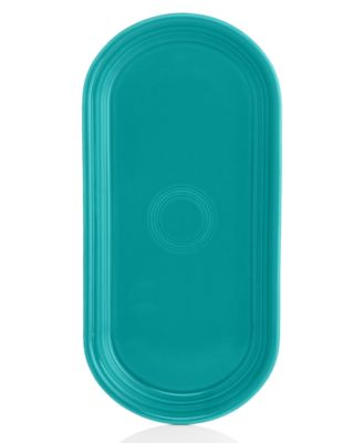 Turquoise Bread Tray