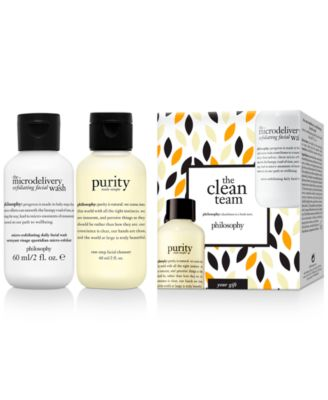 microdelivery peel 2-piece kit, 2 oz each.