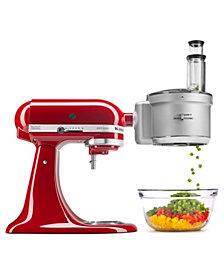 KitchenAid Stand Mixer ExactSlice Food Processor Attachment KSM2FPA