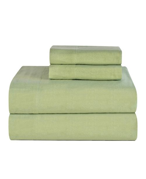 Celeste Home Full Ultra Soft Flannel Sheet Set